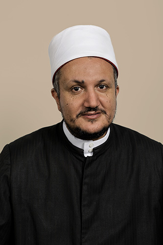 Dr Abdel Hamid Metwally, Muslim leader, 2017